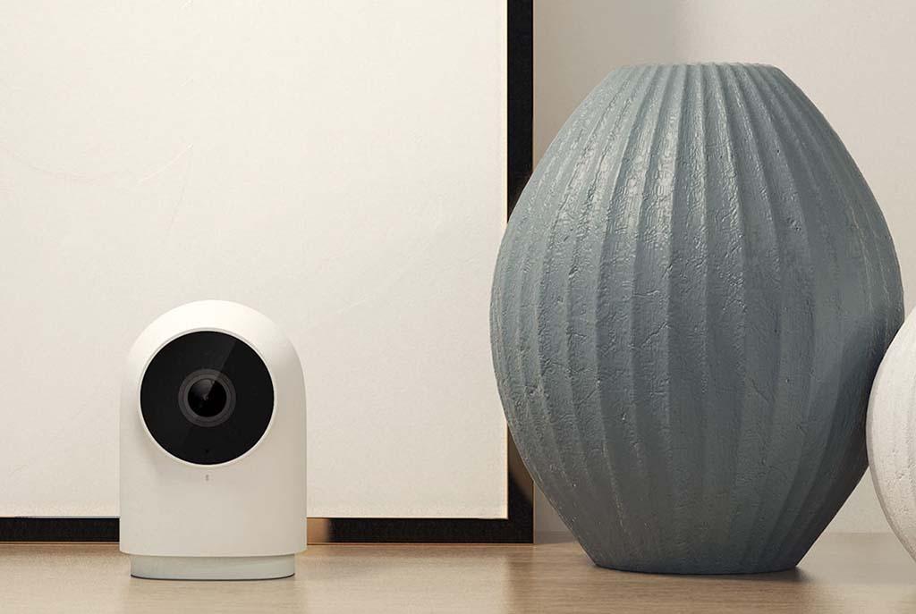камера умного дома